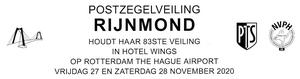 Rijnmond Stamp Auctions (rijnmond postzegelveilingen)